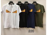 FENDI T Shirts Exclusives