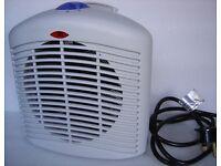 Electric Upright Fan Heater