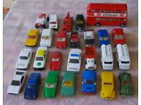 26 Vintage Corgi Toy Cars