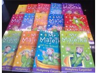 Mr Majeika set of 14 childrens books