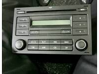 Radio CD player Removed from 2006 VW Polo good condition