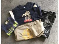Bundle of age 5-6 boys clothes