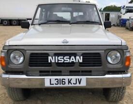 Nissan Patrol 4.2 aut