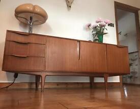 SOLD Mid Century Vintage Mcintosh Sideboard retro