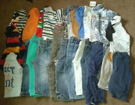 Boys clothing bundle. 12-18 months