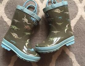 Toddler wellies by Hatley