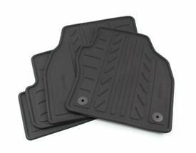 Seat arona genuine new rubber mats