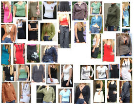 Wholesale joblot of organic certified clothing