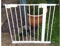 Baby Dan danamic pressure fit gate 72-80,5cm