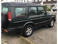 Land Rover Discovery 4x4 Range Rover TD5