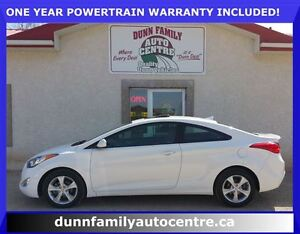 2013 Hyundai Elantra *GLS MODEL!*  Low KMS!