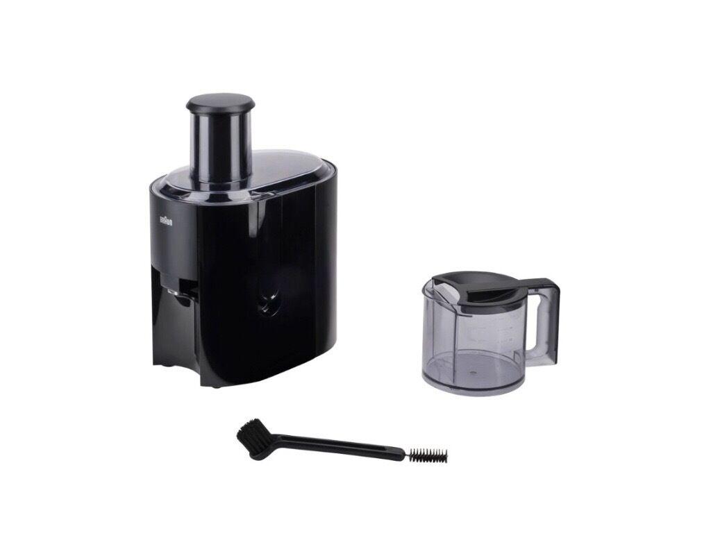 Braun J300 Juicer (Black)