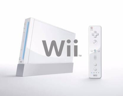 Wii (with plenty of controllers) + games