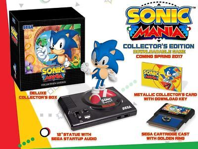 Sonic Mania  Collectors Edition  Nintendo Switch  2017  Brand New