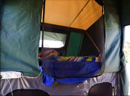 Camper trailer Freeline 9
