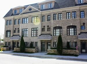 Luxury Brand New 3 Bdrm Townhome for Rent in Downtown Toronto