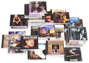 25-COUNTRY-MUSIC-CD-LOT-wholesale-NEW-Merle-Haggard-Chely-Wright-Lonestar-Conway