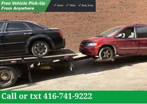 WE PAY BEST DOLLAR 4 SCRAP CARS - USED CARS CALL NOW