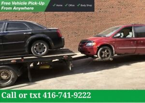 WE PAY ✅TOP CASH✅FOR SCRAP CARS / USED CARS