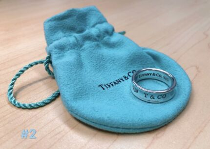 Wanted: Tiffany & Co. 1837 Collection Ring