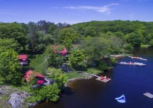 Mill Lake Cottage Resort, Parry Sound