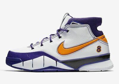 the latest ea3c7 939bd Nike Kobe 1 Protro Mens Size 13 Close Out Final Seconds Purple White AQ2728  101