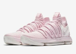 Basketball shoes KD 10 aunt pearls