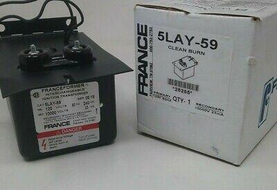 France Transformer 5lay-59 Clean Burn 28255