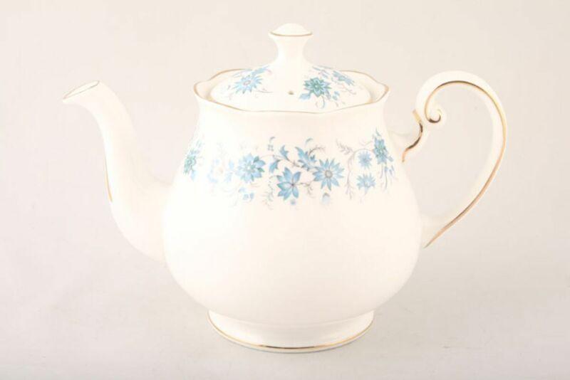 Colclough - Braganza - 8454 - Teapot - 125554Y
