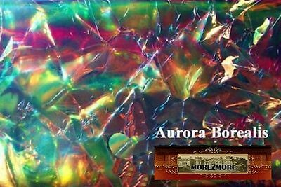 D00313 Set of 16 Seafoam Aurora Borealis Marbles