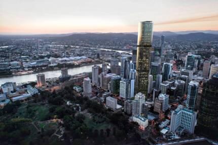 BRISBANE SKYTOWER - Brisbane's tallest residential Rhodes Canada Bay Area Preview