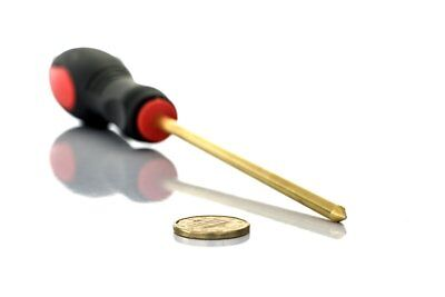 Brass Coin Probe Metal Detecting Detector Collecting Find Gold Silver Treasure