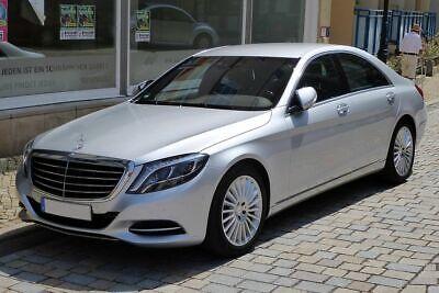 Original Mercedes Benz Alufelgen Felgen SATZ 19 Zoll Vielspeichen W222 C217 W221