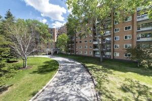 Beautiful & Spacious 2 Bedroom Suites - Available August 1