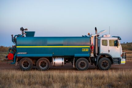 2010 Iveco 8 Wheel Water Truck Greenwood Joondalup Area Preview