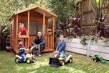 Timber Cubby House - Aarons Outdoor Strathpine Pine Rivers Area Preview