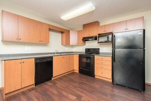 Newer 2 Bdrm w/ In-Suite Laundry, Balcony & Dishwasher!