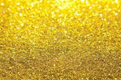 Gen Gold Glitter Plastisol Screenprint Ink Pint
