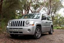 Jeep Patriot Limited - Low Km's + Upgrades - Rego Jan 2017 Stanmore Marrickville Area Preview