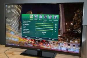 """Seiki 40"""" 4k UHDTV (Mostly working) - 120HZ@1080p!"""