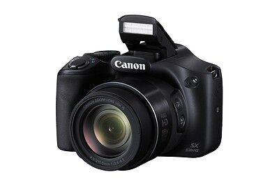 Canon PowerShot SX530 16MP Digital Camera 50x Optical Zoom Full-HD WiFi / NFC