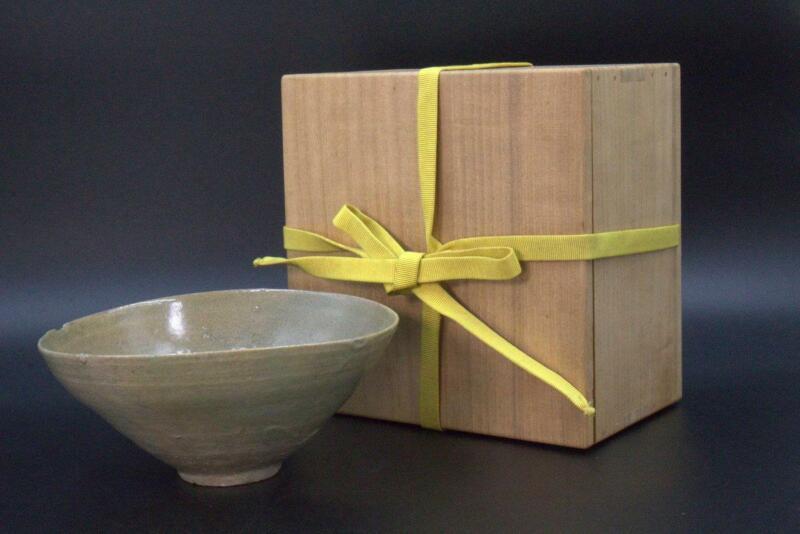 Korean Goryeo Dynasty Celadon Bowl w/ box KRS24-2