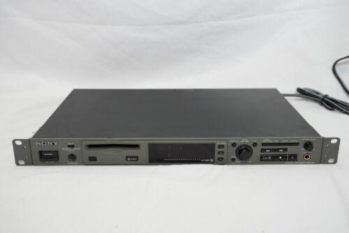 Sony MDS-E10 MD Minidisc Player/Recorder MDLP Rack Mount