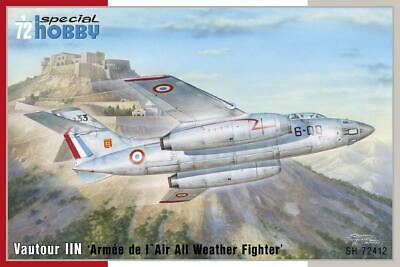 S.without 4050 Vautour II'' Army de L''Air Special Hobby 1:72