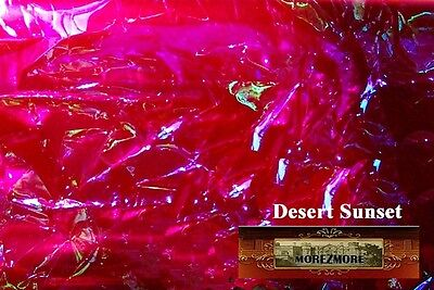 M00180 MOREZMORE Angelina Fantasy Film DESERT SUNSET PINK Heat 10' A60