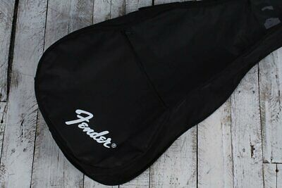 Fender Acoustic Guitar Gig Bag Fits Most Traditional Sized Acoustic Guitars
