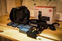 Canon 400D body + Battery Grip Lidcombe Auburn Area Preview