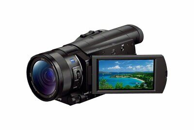 Sony FDR-AX100/B 4K Video Camera with 3.5-Inch LCD