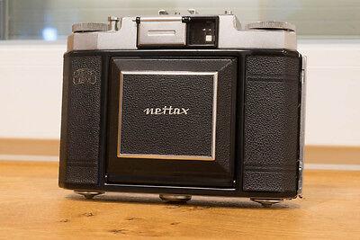 Zeiss Ikon Nettax + Novar- Anastigmat 1:4,5 F=75 mm