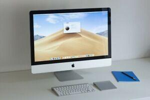 Apple iMac 27-inch | Slim | Mojave | 2.9GHz i5 | 8GB Ram | 1TB HD